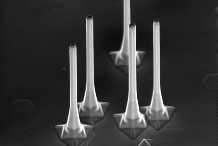 The ANU's Nanowire GaAs laser