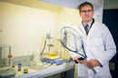Applied Graphene's Jon Mabbitt, photo: Applied Graphene Materials