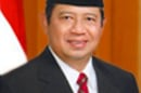 SBY, president of Indonesia