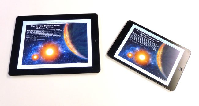 iPad Mini 2013 and iPad 4