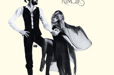 Rumours album cover
