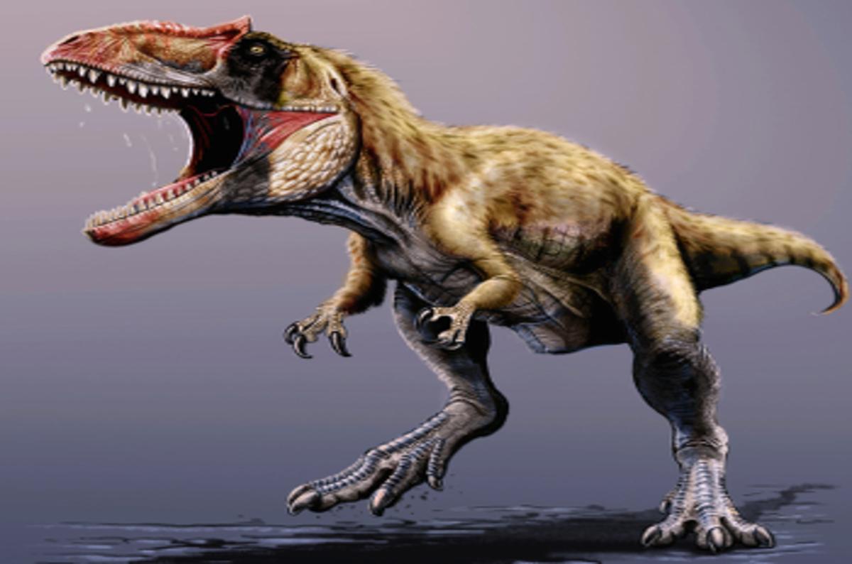Meet The Four Ton Dino That Made Little Tyrannosaurs Soil