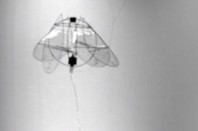 Jellyfish flying robot