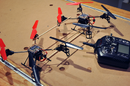 Goudsene's quad-copter camera rig