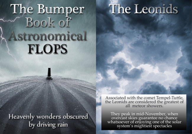 Cover and sample page of The Bumper Book of Astronomical FLOPS