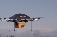 An Amazon Prime Air drone