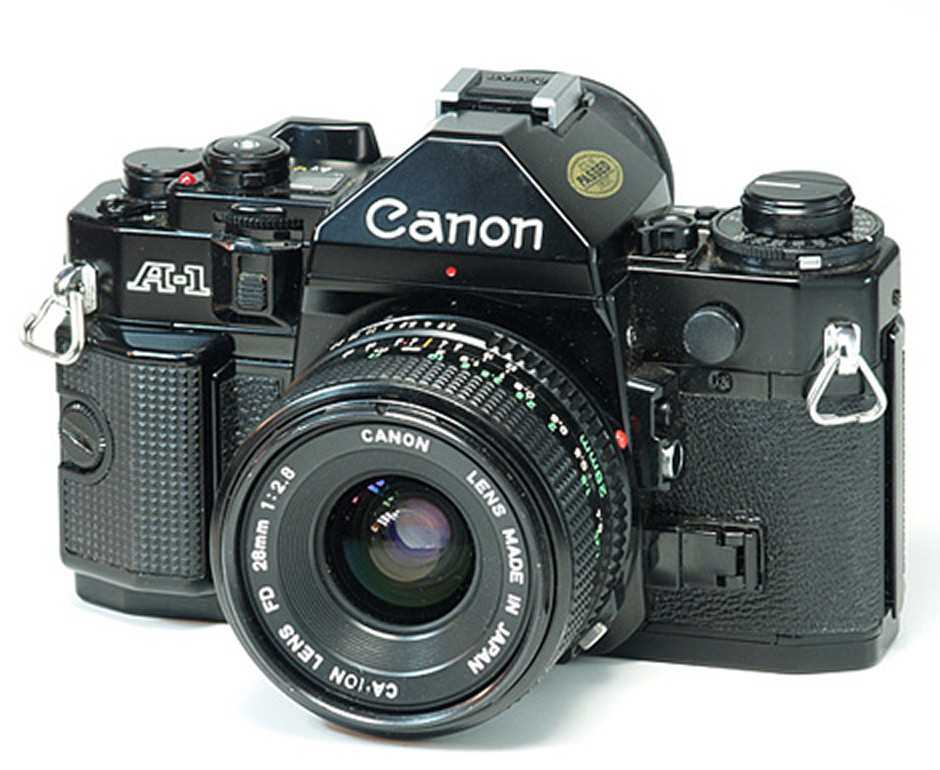 The Canon A-1