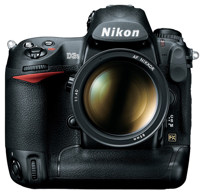 The Nikon D3s