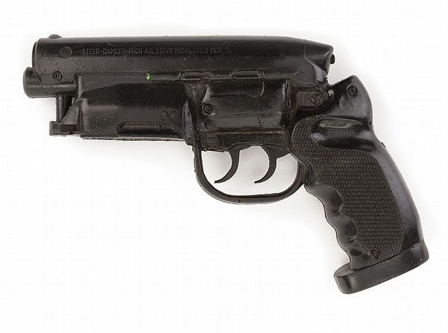 Rick Deckard blaster