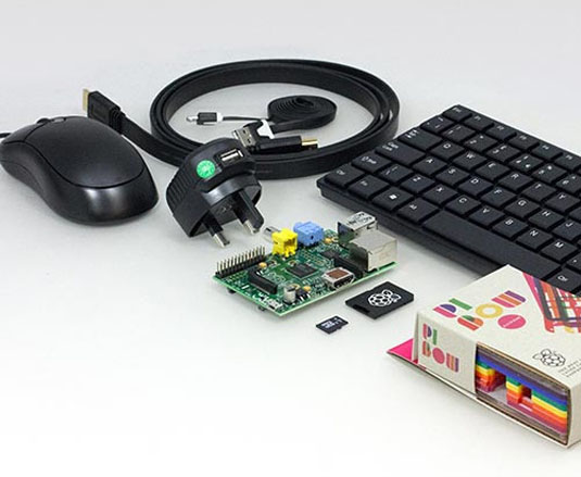 Pimoroni Raspberry Pi Starter Kit