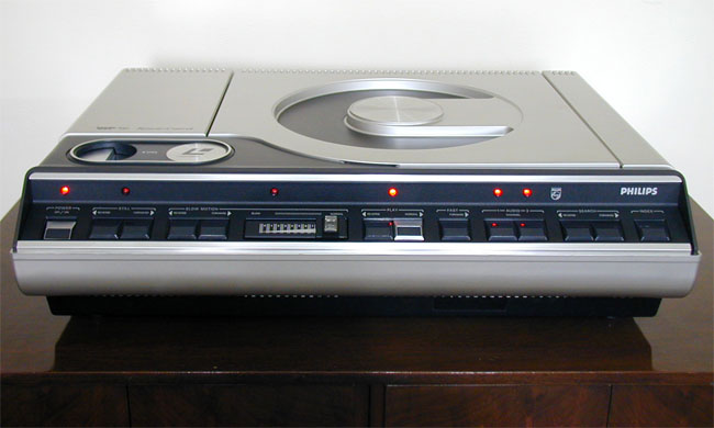 Philips LaserVision VLP-700