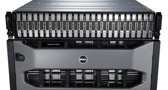 Dell EqualLogic PS6210