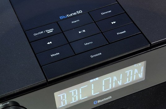 Roberts Blutune 50 controls