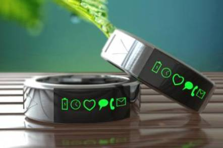 Smarty Ring promises technology at your fingertips • The