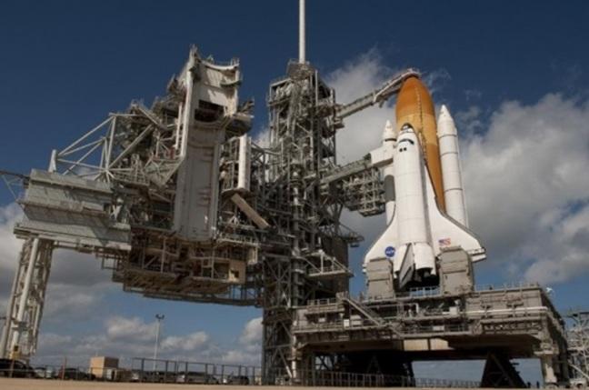 NASA Launch Control 39A