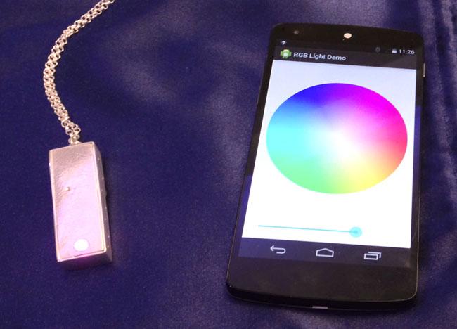CSR Bluetooth Jewellery