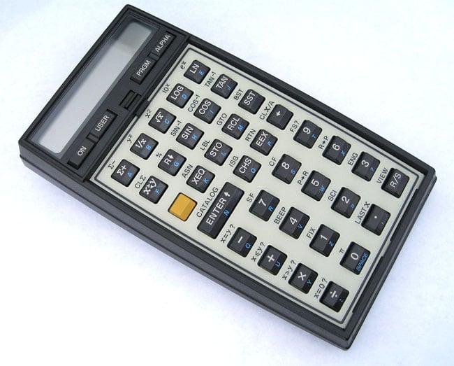 Hewlett-Packard HP-41C