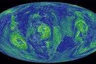 earth's Atlantis view