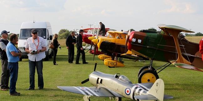 The UK's shrinking airforce