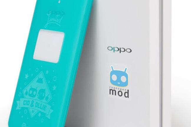 Cyanogenphone