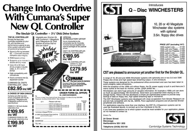 QL add-on ads