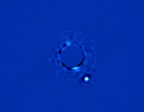 Beta Pictoris b imaged by GPI