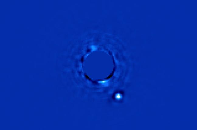 Beta Pictoris b imaged by GPI