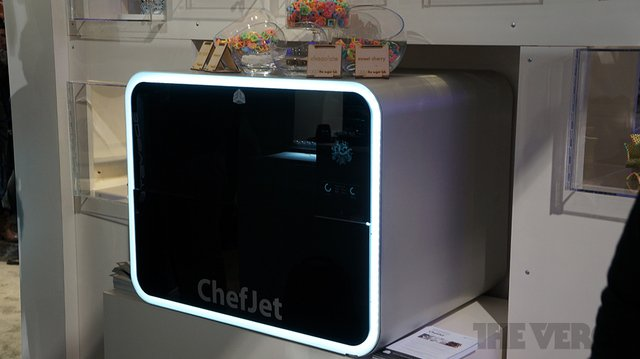 3D Systems ChefJet