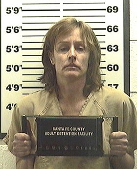 Jennifer McCarthy mugshot from Santa Fe County Adult Detention Center