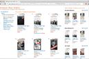 Screen shot of Mein Kampf on Amazon.com's bestseller list