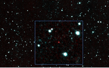 NEOWISE image detail