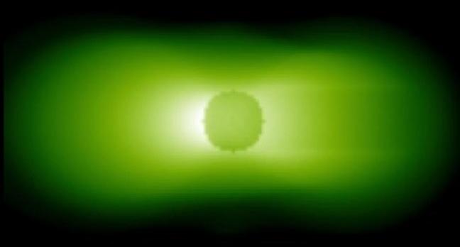 Earth plasmasphere