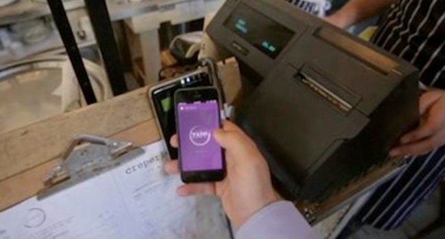 Another way to pay with your mobile phone
