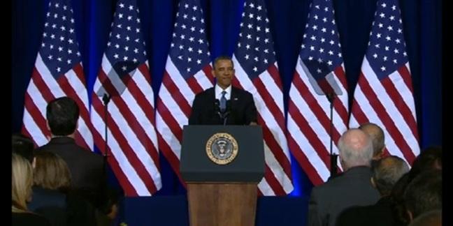 Obama outlines NSA reforms