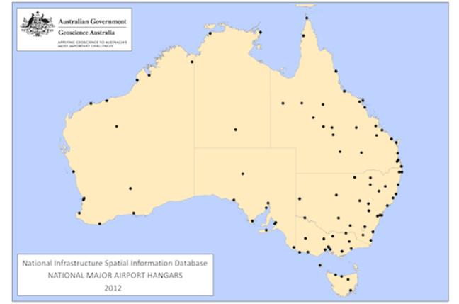 Australian Hanagars Database