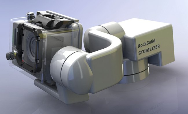 A 3D rendering of the Stubilizer