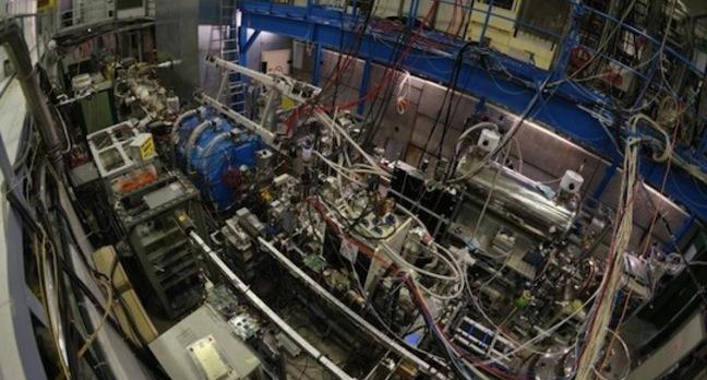 CERNs ASACUSA experiment