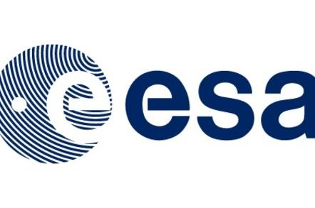 European Space Agency logo
