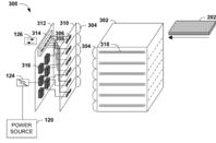 One of the images describing Microsoft's blade server design