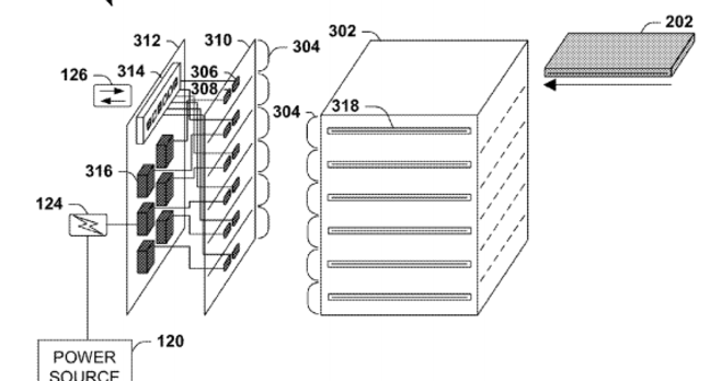 Microsoft seeks patent for blade server chassis • The Register
