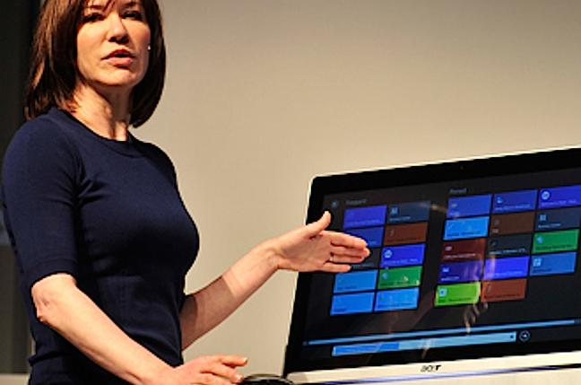 Julie Larson-Green Microsoft Corporate Vice President, Windows Experience