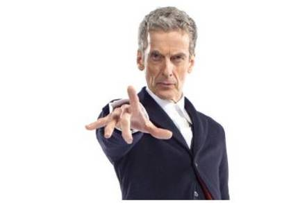 Peter Capaldi as Dr Who. Credit: BBC