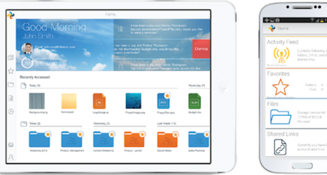 EMC's new Syncplicity apps