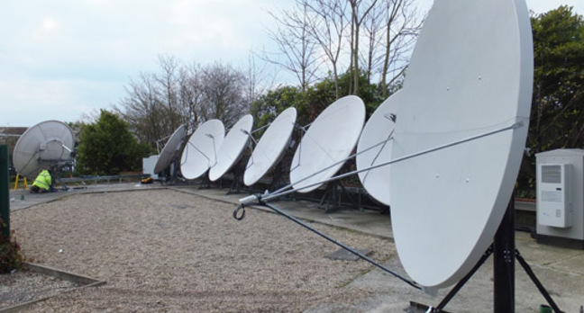 Virgin Media Satellite acquisition