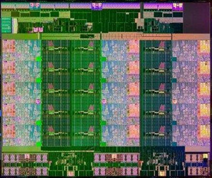 Intel's 15-core 'Ivy Bridge–EX' Xeon E7 v2 die