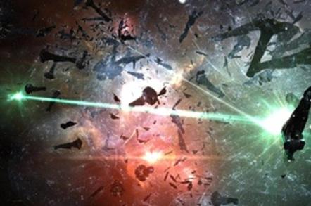 Eve Online mega-battle