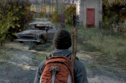 DayZ survivor game