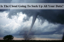 Tornado sucks data