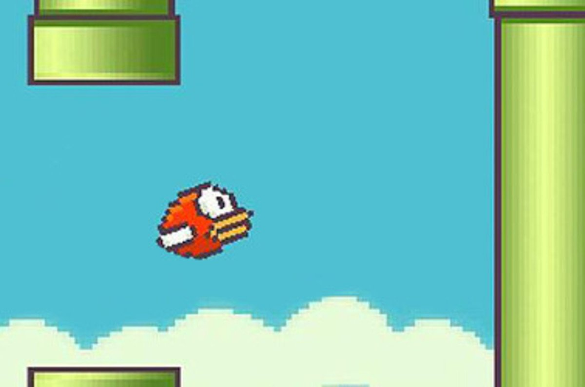 Crap Flapapp Flap Chap Yaps Yes FLAPPY BIRD Is Comin Back - Flappy bird in real life