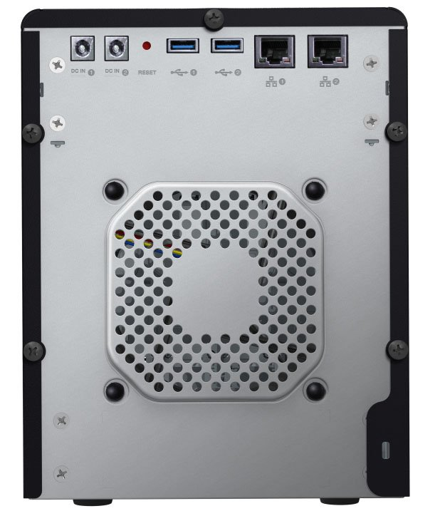 WD My Cloud EX4 four-bay NAS • The Register